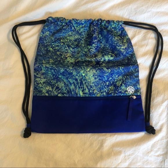 NWT - 2019 lululemon Seawheeze drawstring bag
